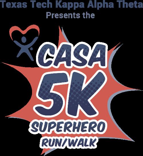 CASA 5K Superhero Run/Walk