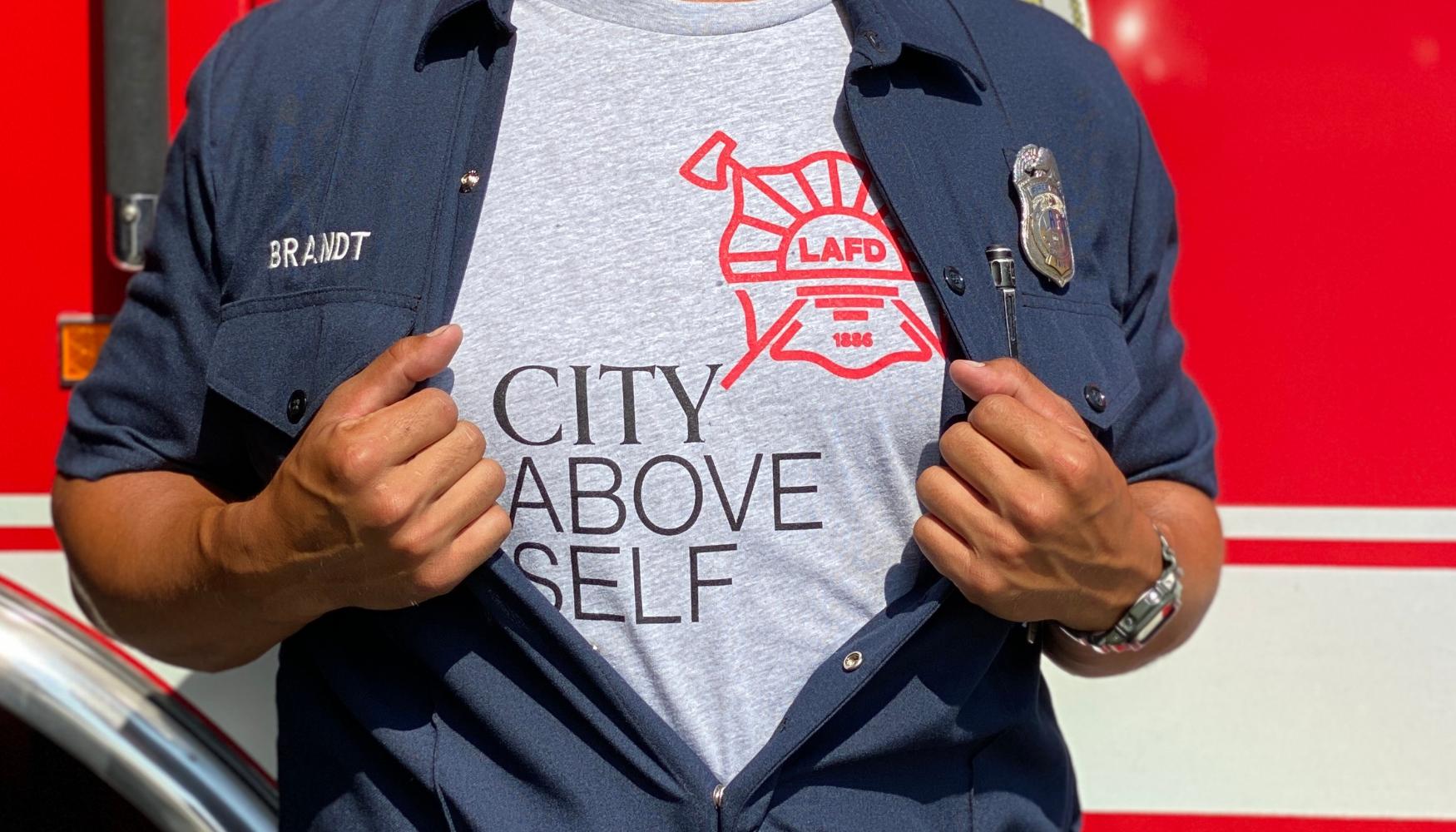 City Above Self