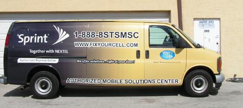 Sprint Nextel Mobile Repair