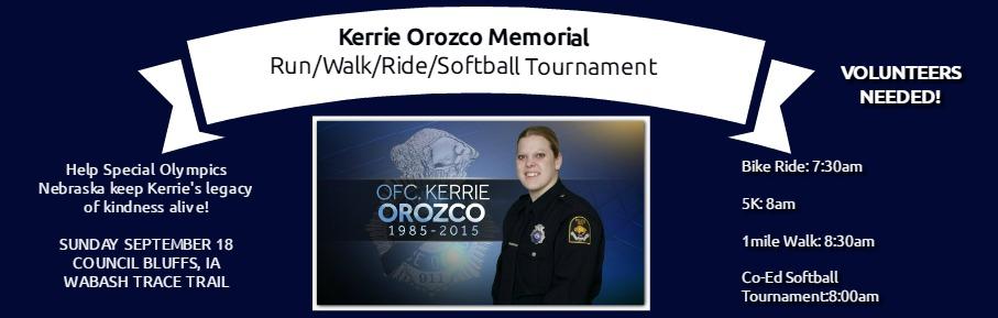 Kerrie Orozco Memorial 5k