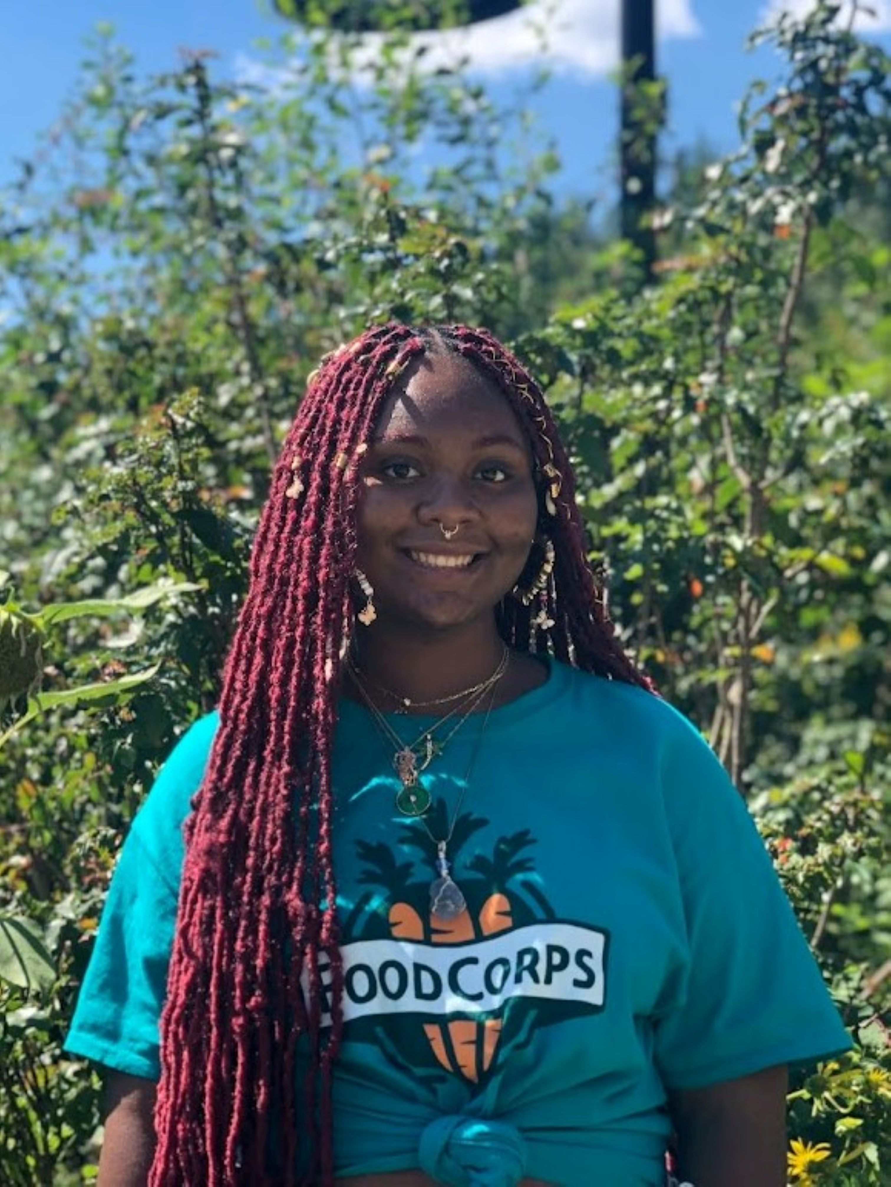 FoodCorps Service Member
