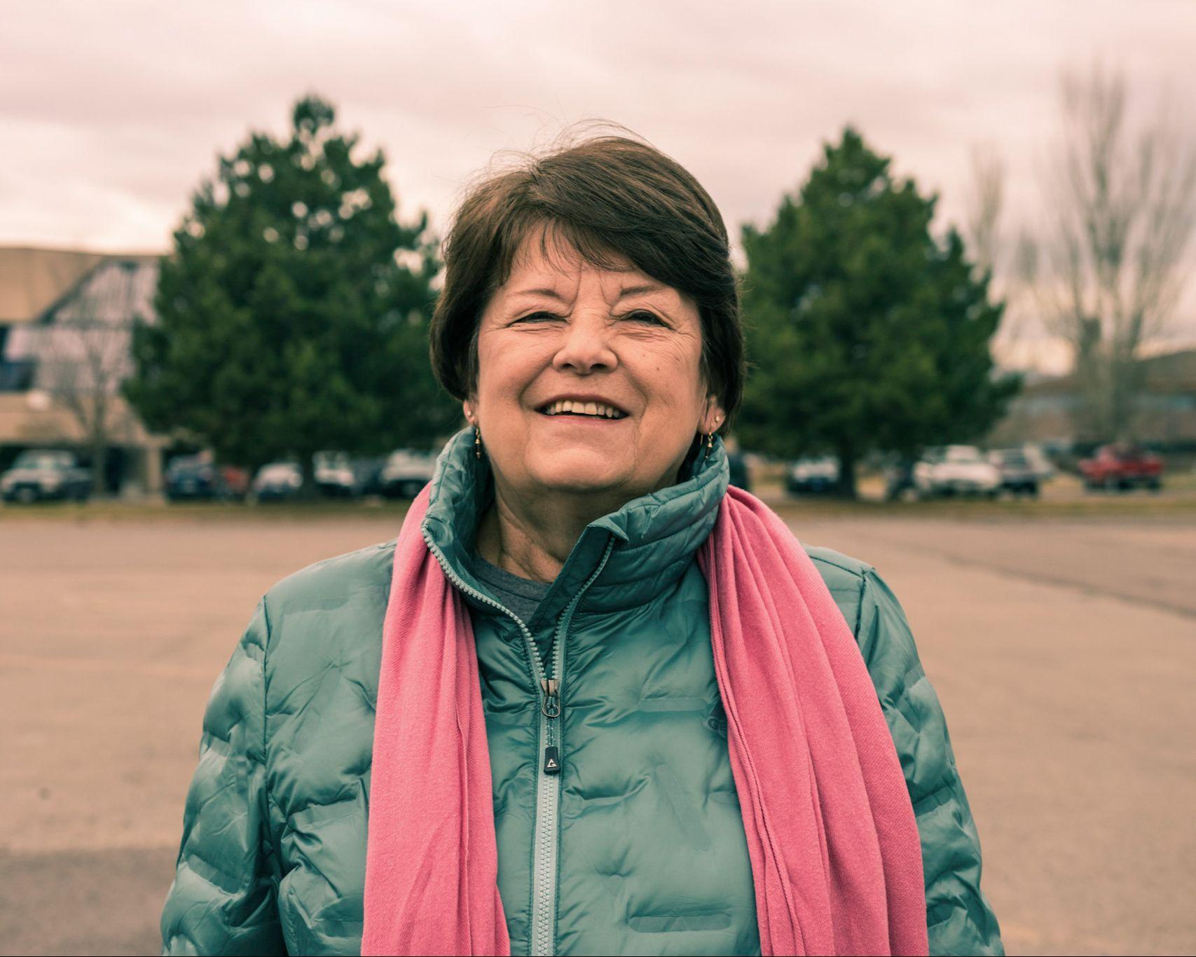 Carol Holste - Donate