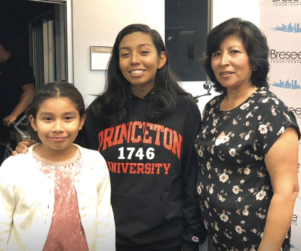 Bresee family featured in CalFund's 'Pass It Along' initiative