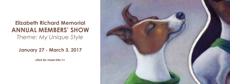 2017 Annual Members' Show (Gallery)