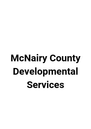 McNairy County Developmental Services