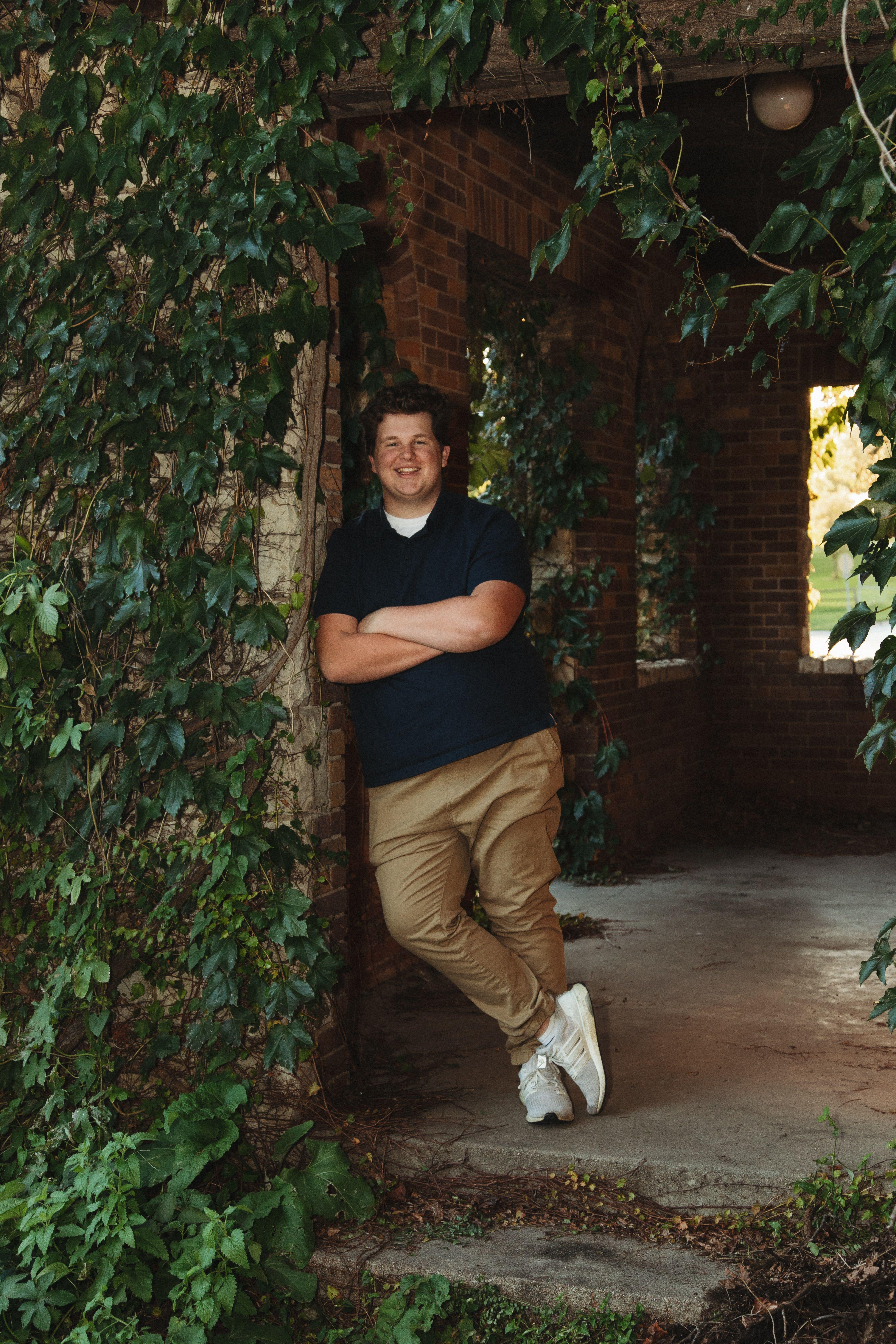 Class of 2020 Senior Spotlight - Ryan Rolle