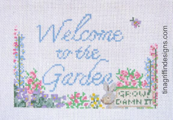 Garden Welcome Insert