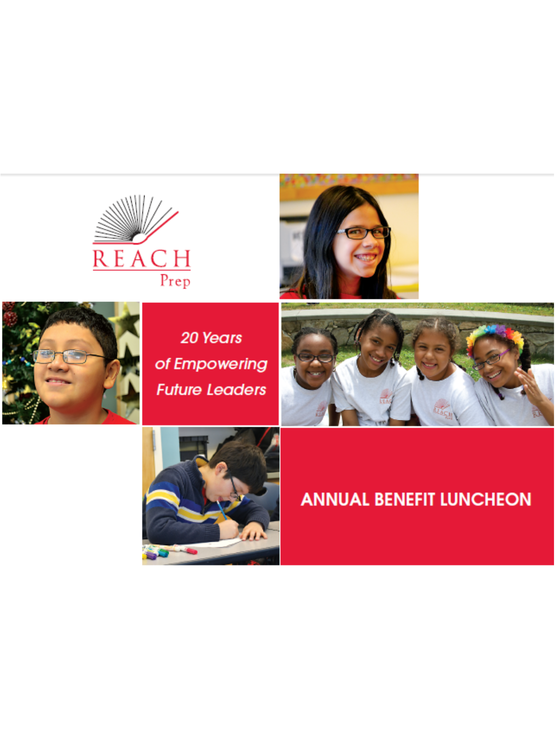 Annual Benefit Luncheon 2015