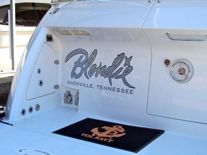 Knoxville Boat Graphics
