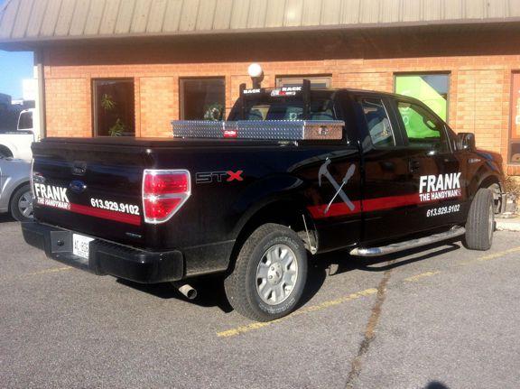 Frank the Handyman