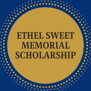 Ethel Sweet Memorial Scholarship