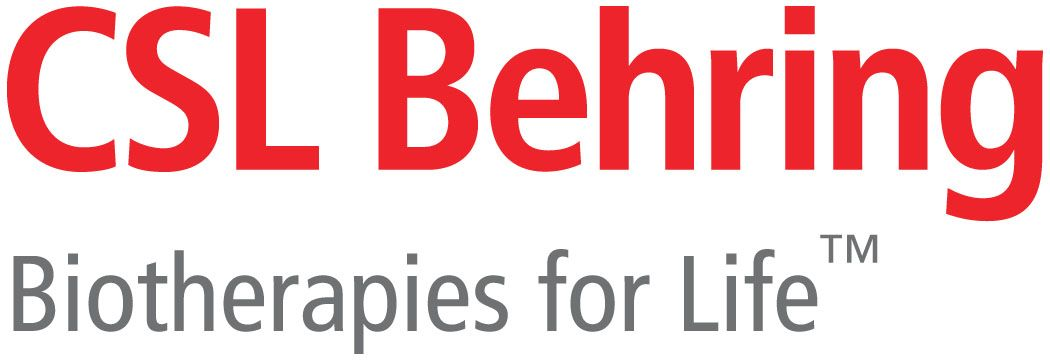 Click here for the CSL Behring Booth