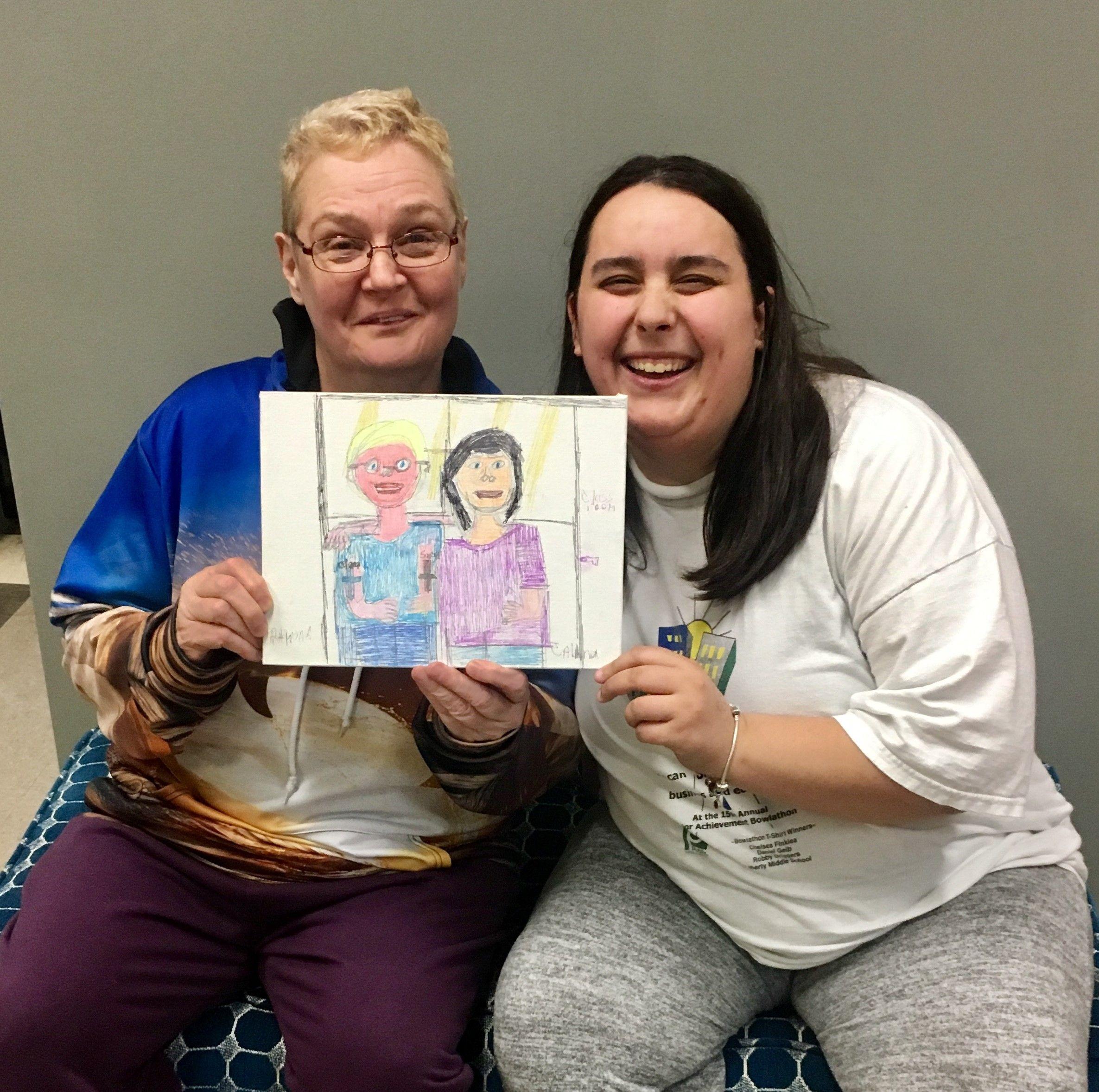 Ramona and Calina: A Safe Haven Friendship