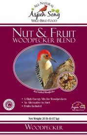 Aspen Song Nut & Fruit Woodpecker Blend