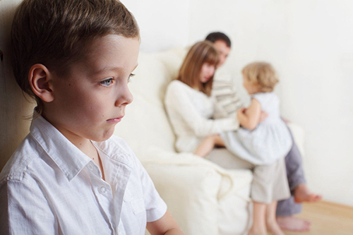 Siblings of Children with Mental Illness, An Unseen Struggle
