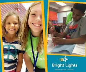 Bright Lights Summer Volunteer Positions Still Available