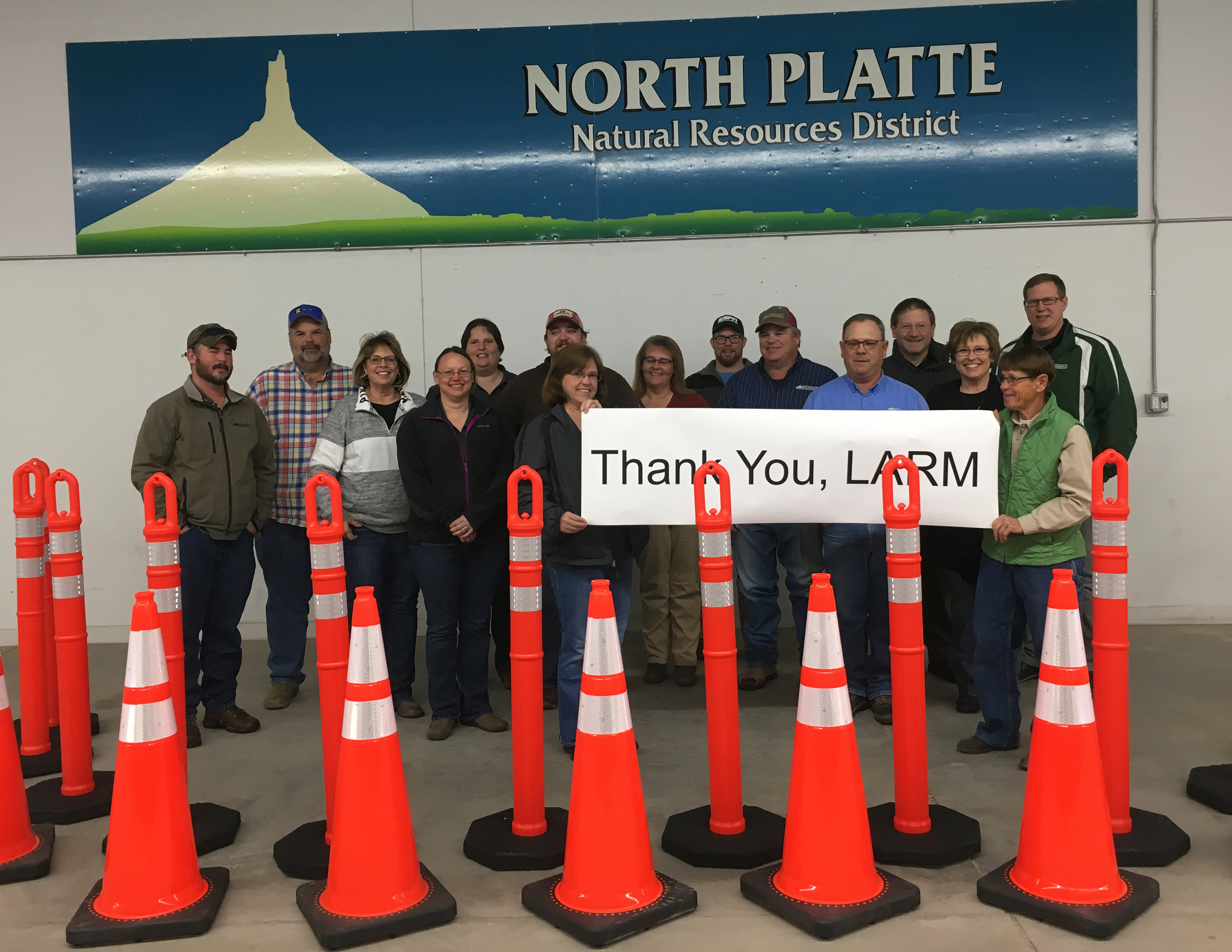 North Platte NRD gets Lean on LARM grant