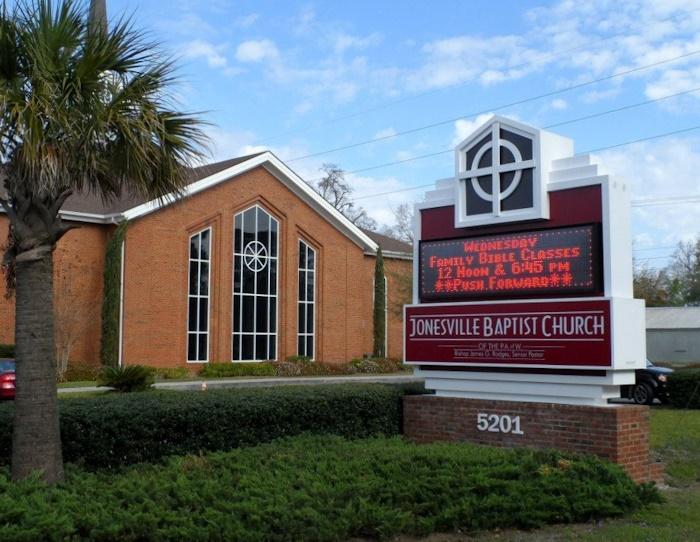 Jonesville Baptist Main