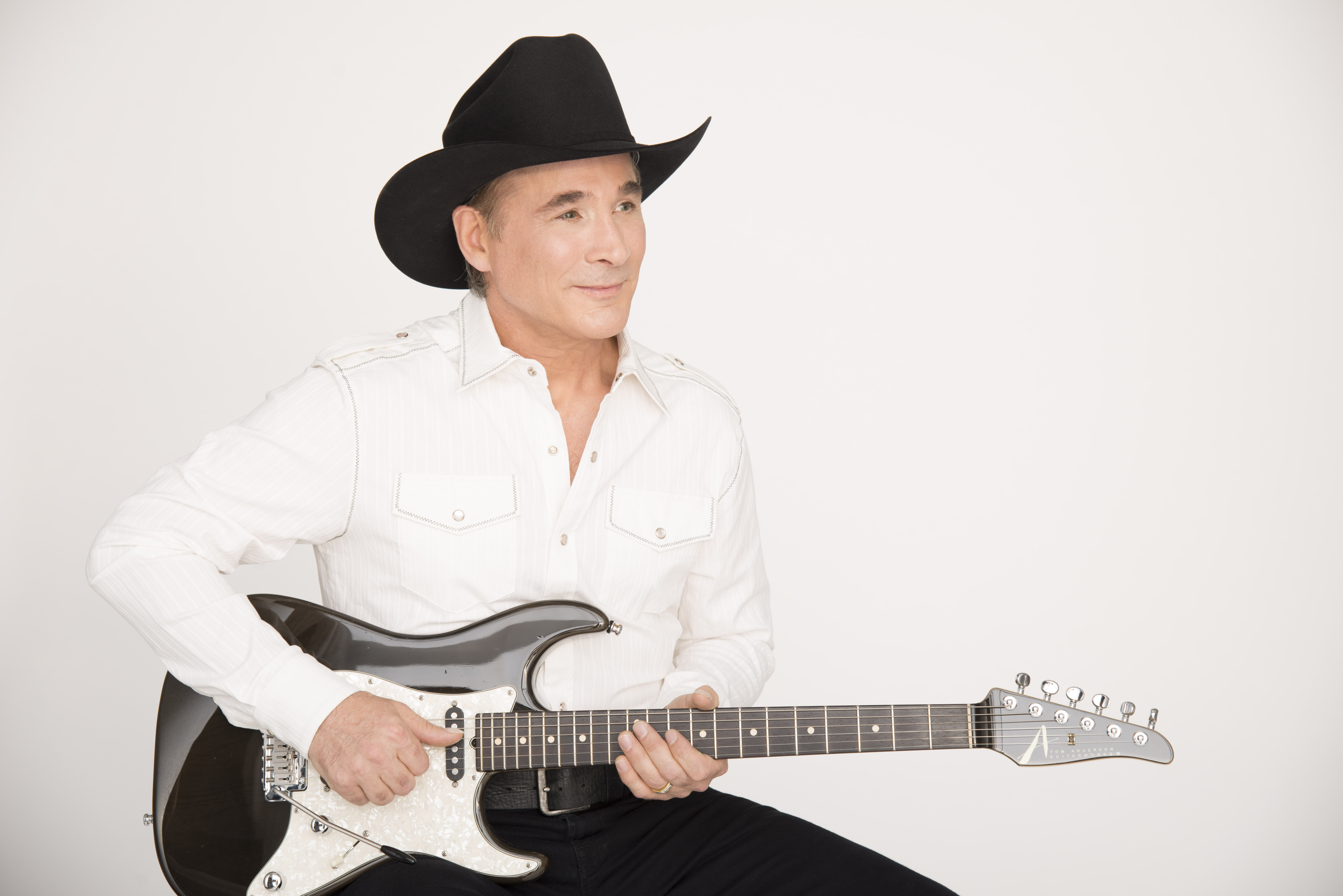 Country Star Clint Black Comes To Irvine Barclay Theater October 2