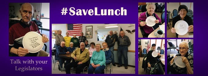 #SaveLunch