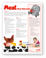 Meat/Meat Alternate