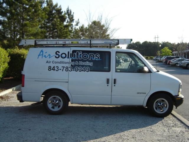 Air Solutions Van