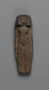 Egyptian statuette