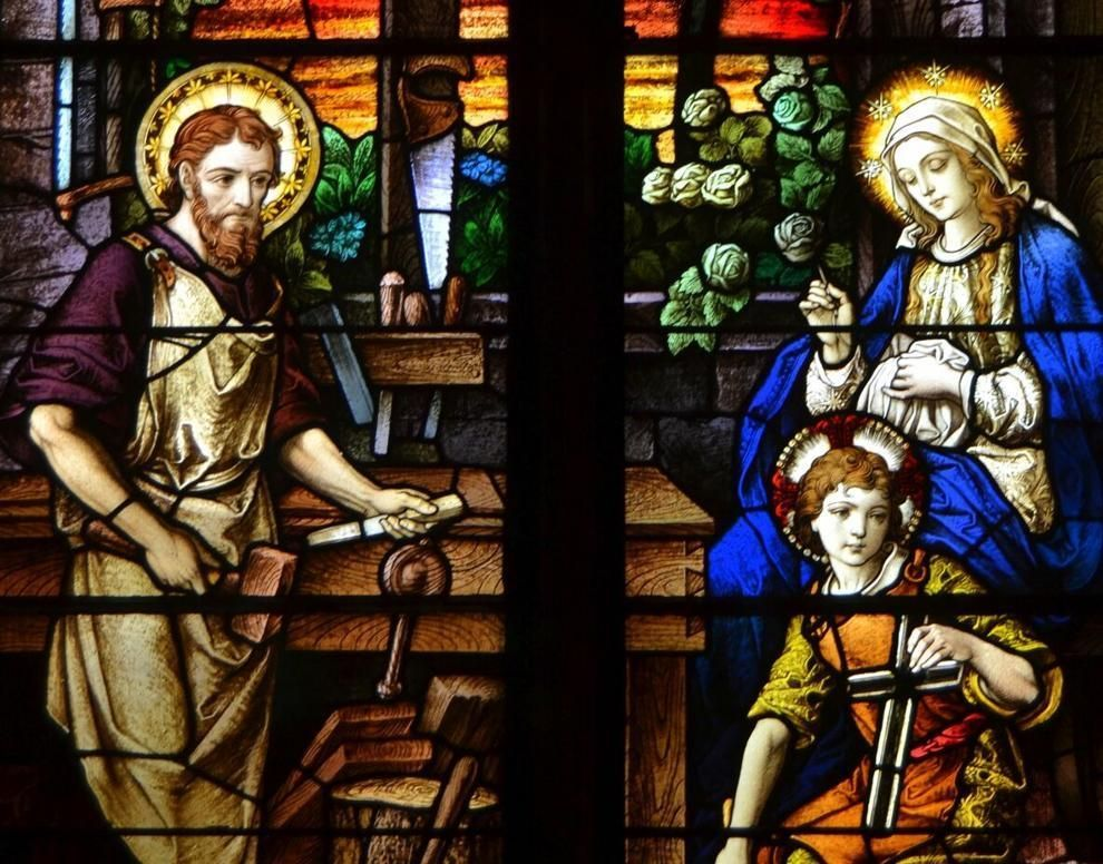 Living the Truth in Love - Saint Joseph, the Soul of Justice