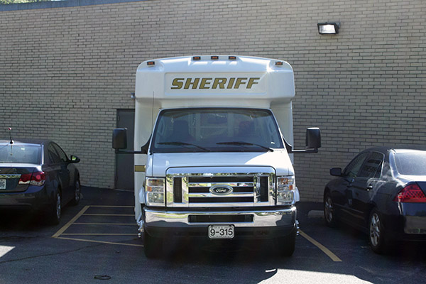 St. Louis Sheriffs Van 3
