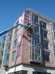Banners With Installation Services