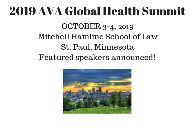 2019 Global Health Summit - St. Paul, MN