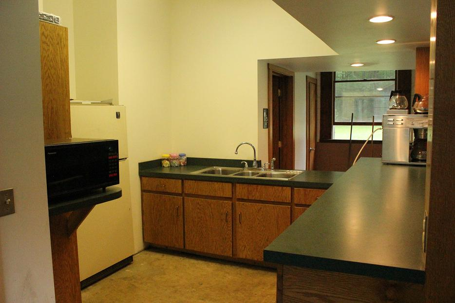 Wallace Hall Kitchen