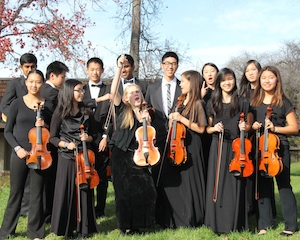 CYS ASSOCIATE ORCHESTRA