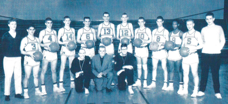 1956-57 Middletown Middies