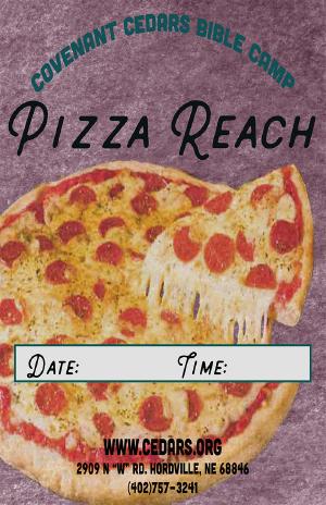 Pizza Reach 2018