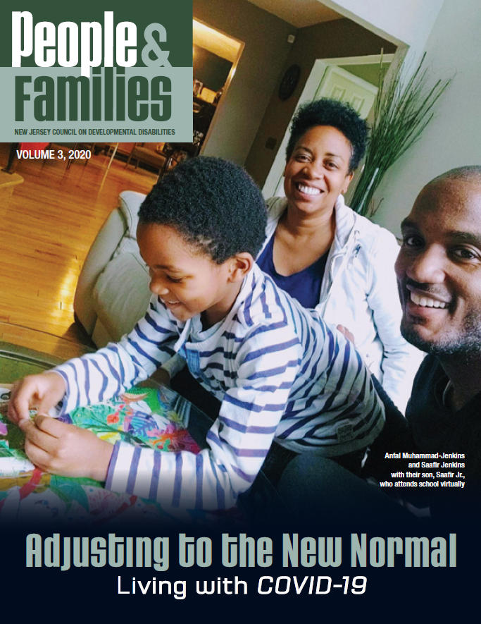 People and Families Magazine - September 2020