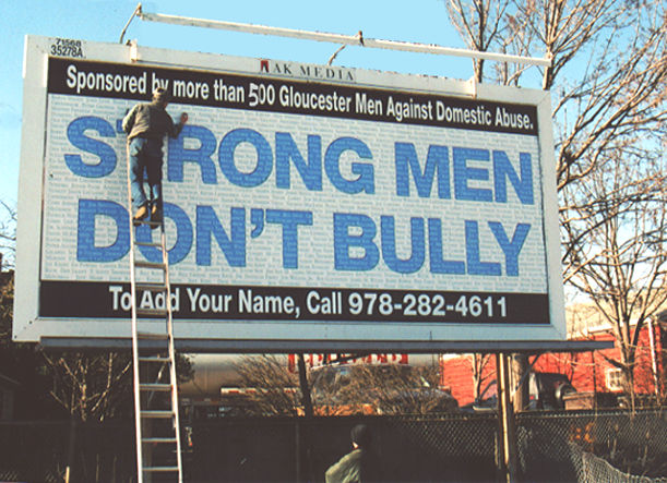 Gloucester Men Against Domestic Abuse