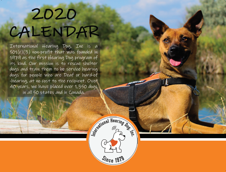 2020 Calendars are here!