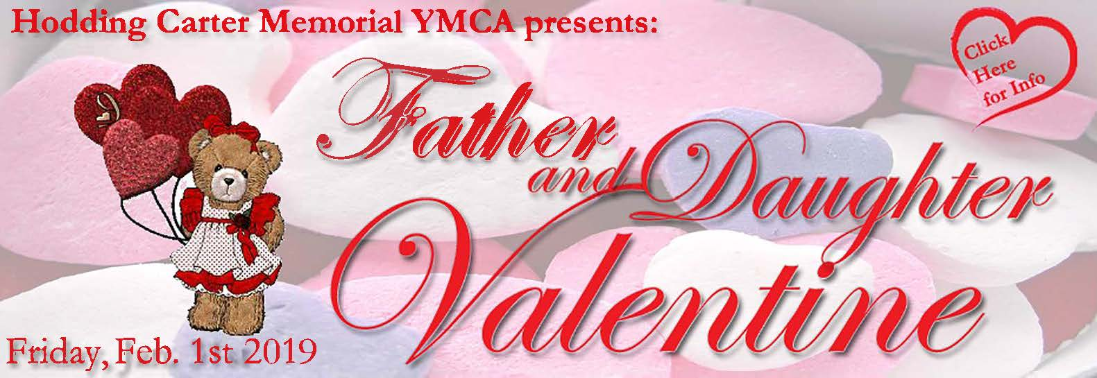 Father Daughter Valentines Date