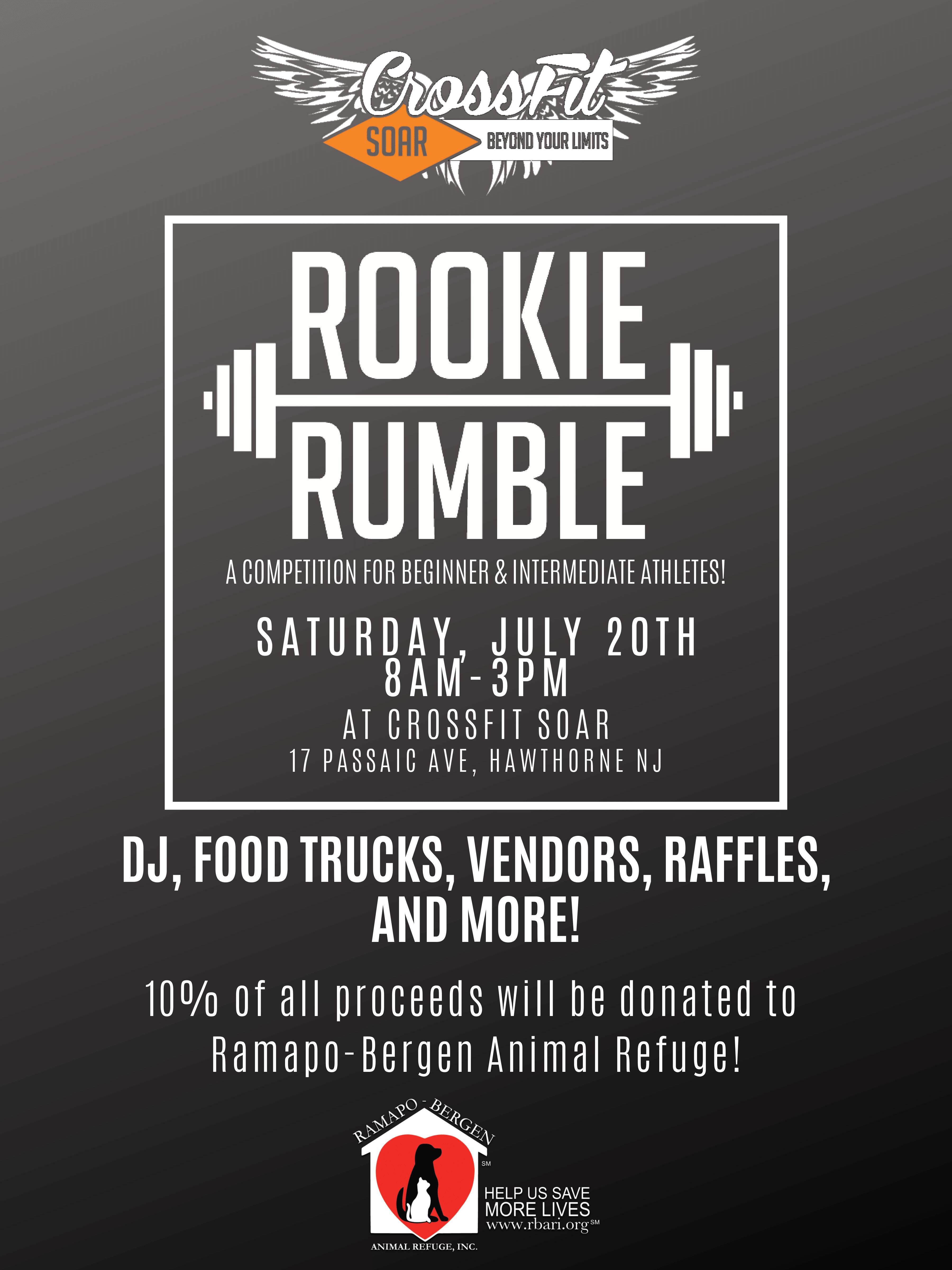 Crossfit Soar's Rookie Rumble