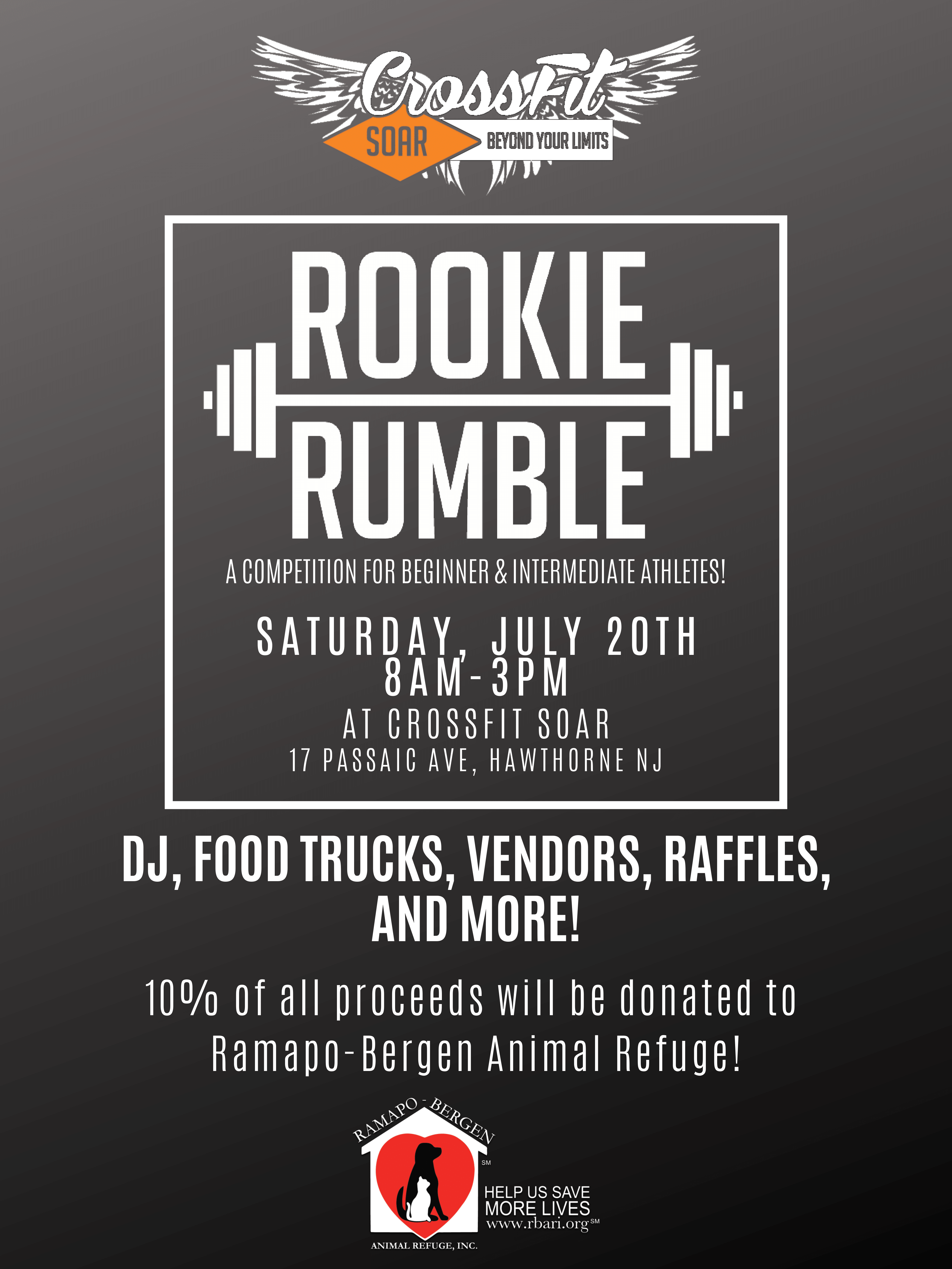 Crossfit Soar's Rookie Rumble