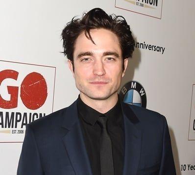 Robert Pattinson #31ReasonsWhy Campaign
