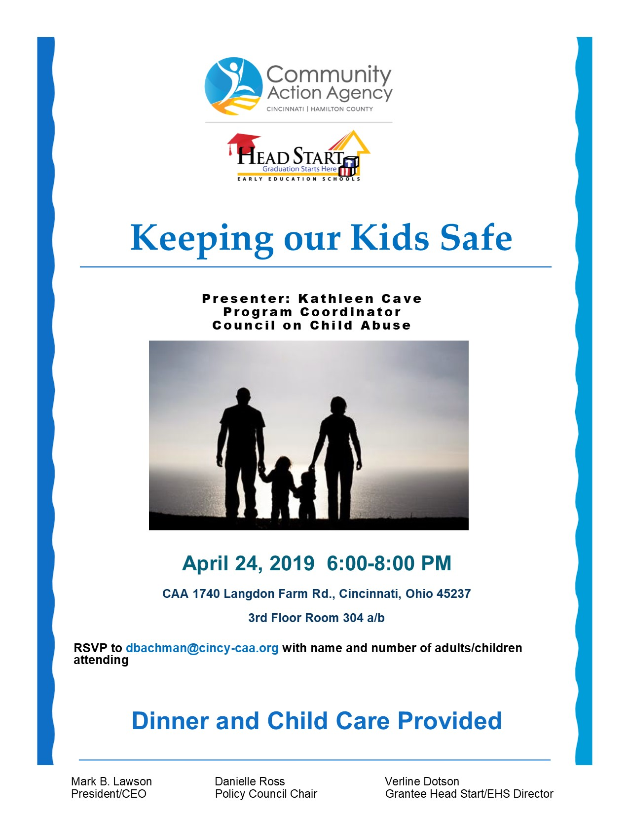 Keeping our Kids Safe