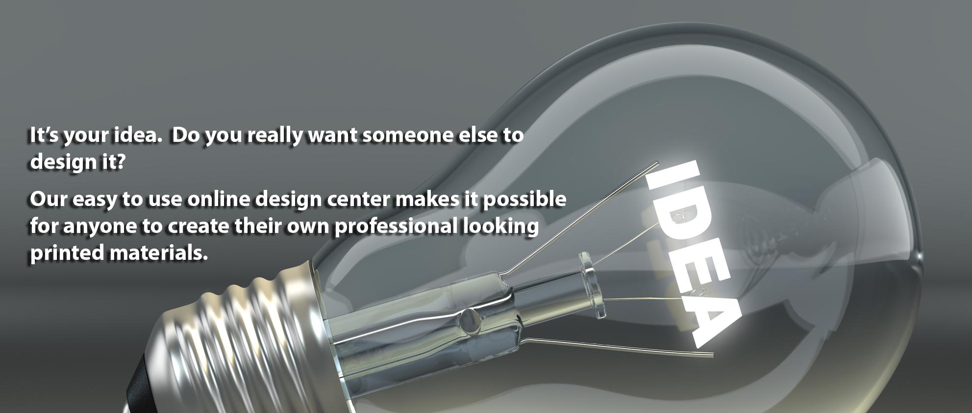 DIY - Design It Yourself!