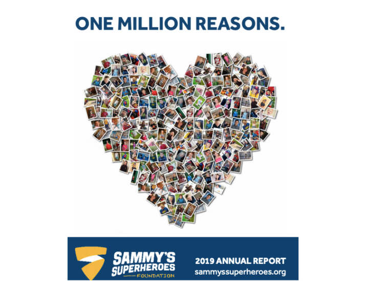 One Million Reasons... Our 2019 Annual Report