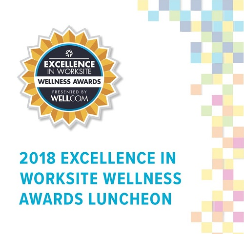Excellence in Worksite Wellness Awards Luncheon - October 30