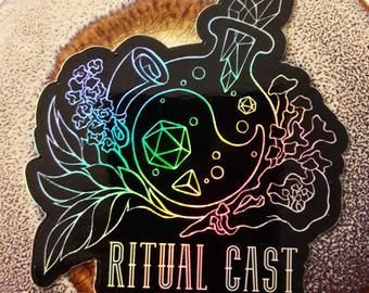 Go to Ritual Cast Esty site