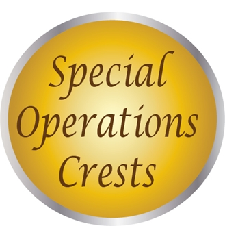 LP-3600 -  Plaques of the Crests for Air Force Special Operations Groups