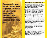 Pocket Guide for Emergencies