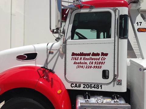 Fleet graphics Orange County